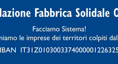 Fondazione Fabbrica Solidale Onlus