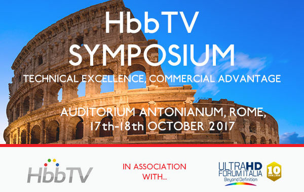 Hbb TV - HD Forum 2017