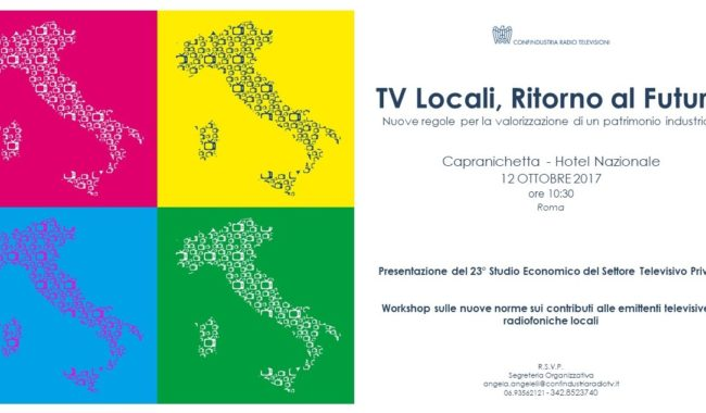 TV Locali + Programma (2017)