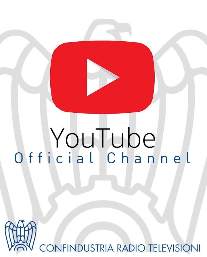Consulta i video del canale YouTube ufficiale di CRTV