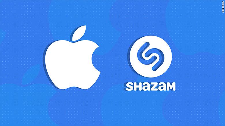 Apple-shazam