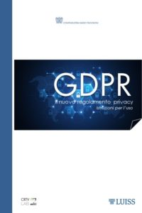 GDPR - Il nuovo regolamento privacy