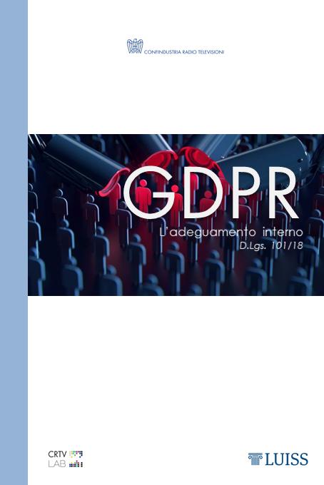 GDPR. L'adeguamento interno