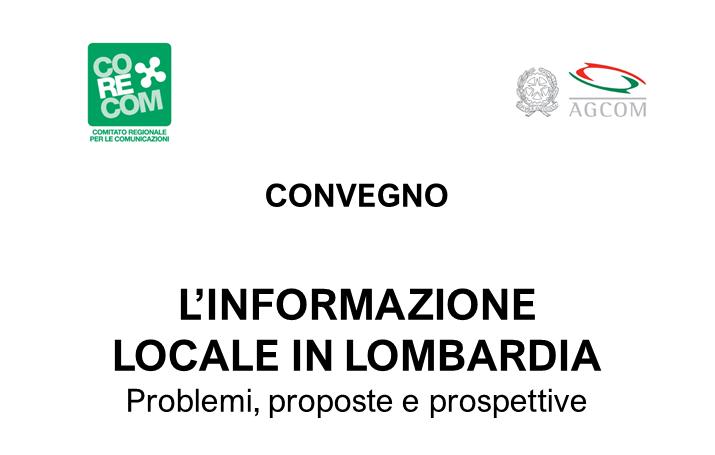 Informazione locale lombardia
