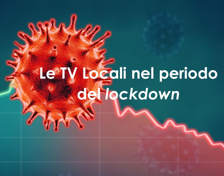 TV locali nel Lockdown Aprile 2020