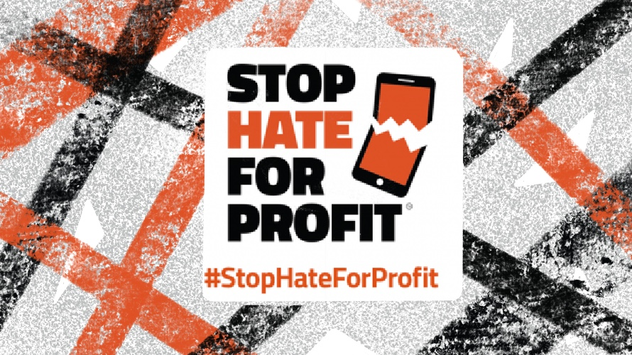 Stop hate for profits