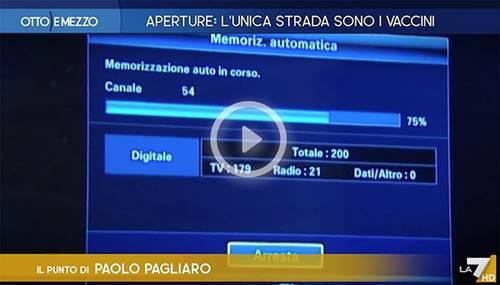 transizione digitale La7